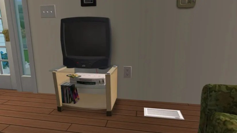 Sims 2 Electrical Outlet