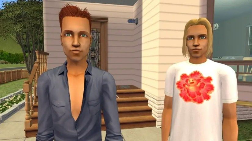 Sims 2 Fairplay Caliendo Family