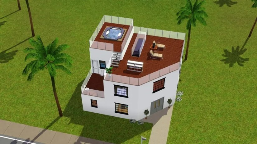 Don Lothario Condo Sims 3 Pleasantview