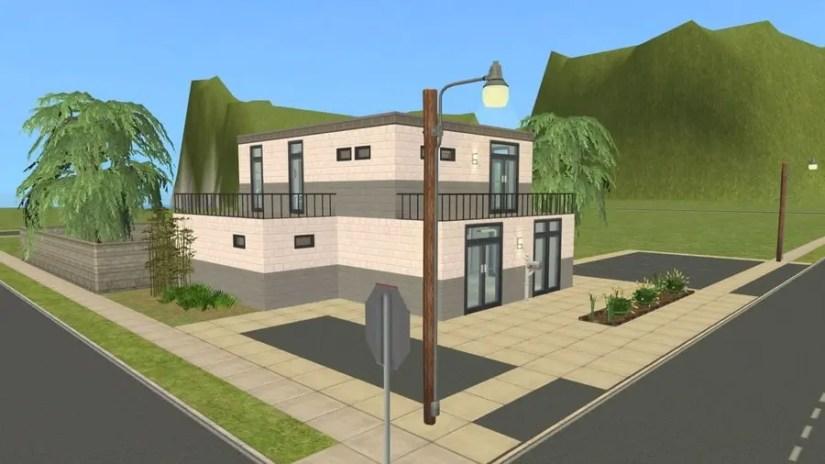 Sims 2 Asylum Challenge Side