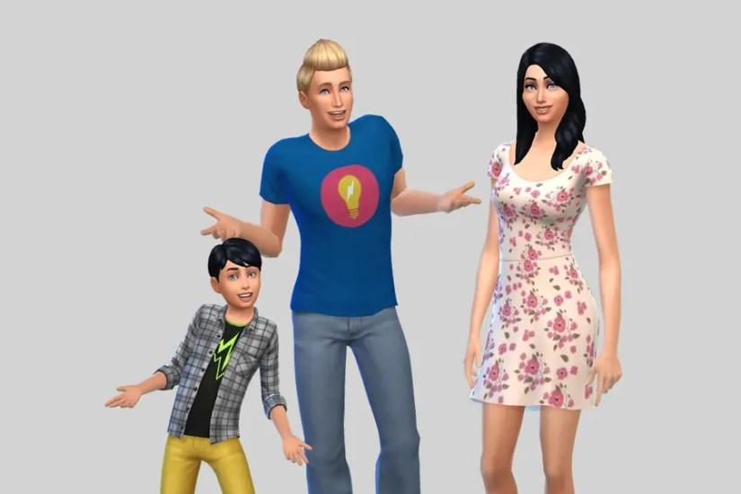 Sims 4 Broke Family 2
