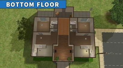 Pleasant Valley Apartments Bottom Floor