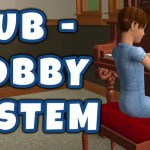 My Hobby & Sub-Hobby System for The Sims 2