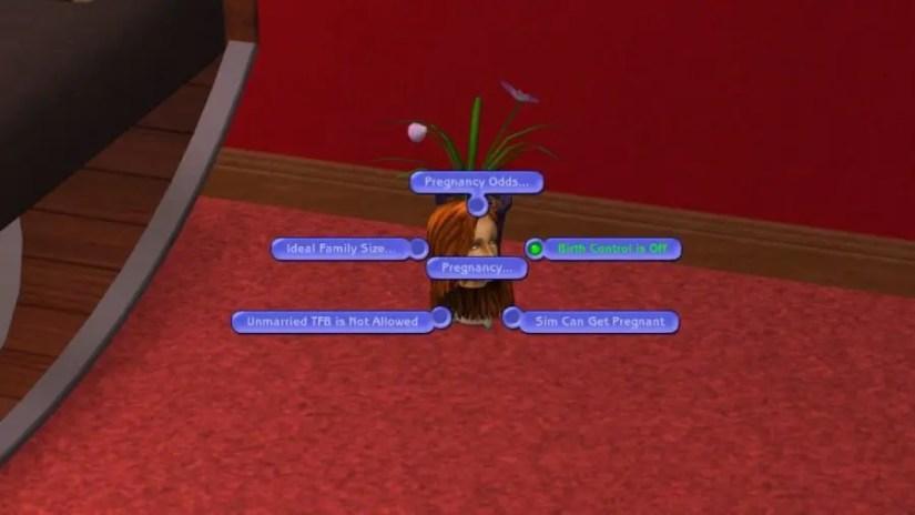 Sims 2 Birth Control - Limiting Population