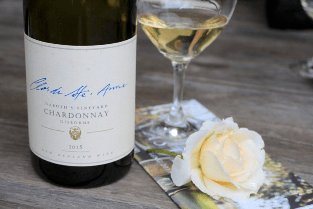 James and Annie Millton's Clos Ste Anne Chardonnay