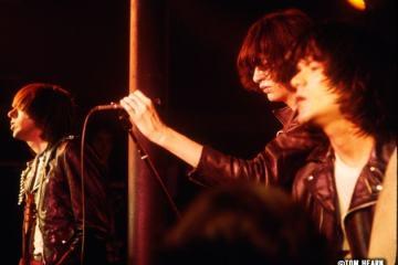 Ramones 1978 ©photo by Tom Hearn