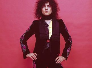 Marc Bolan by Getty