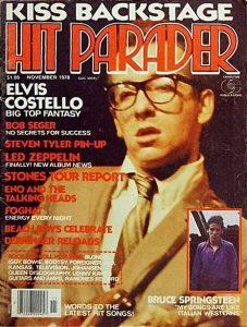 Hit Parader Issue #172. November 1978