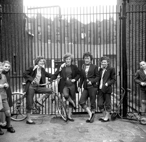 Teddy girls.