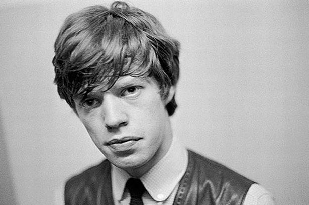 Mick Jagger circa 1964