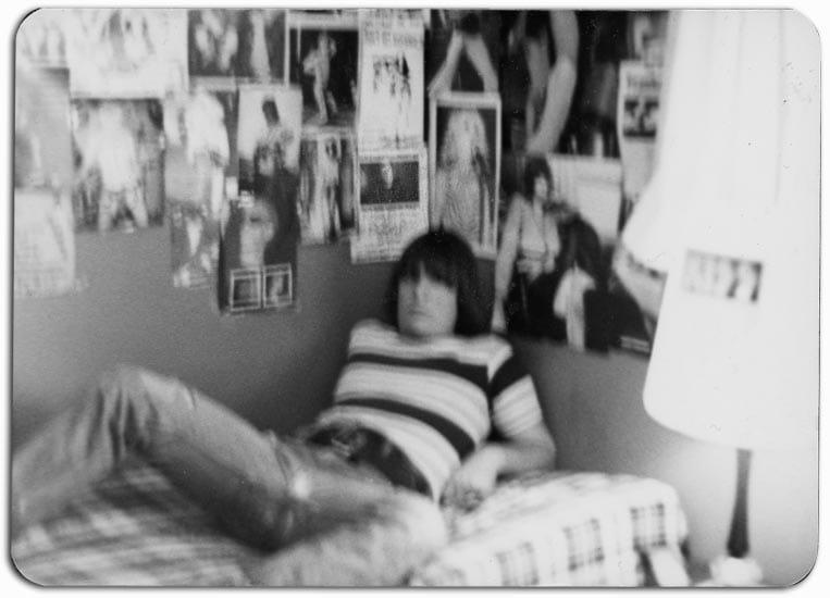 Teenage James Marshall
