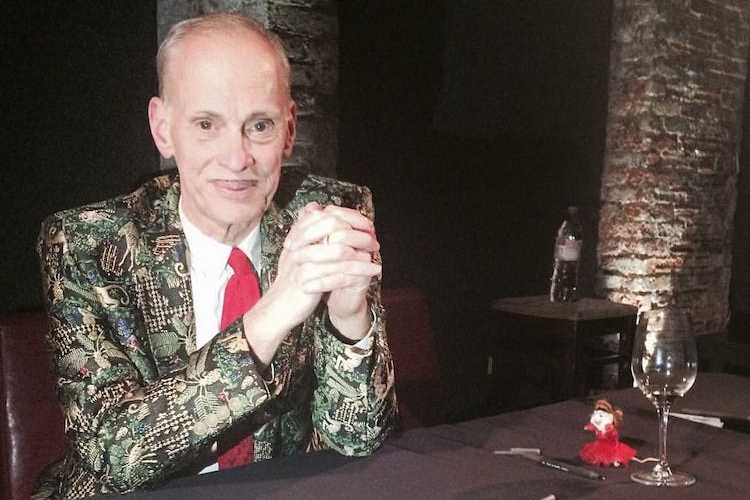 John Waters Christmas.John Waters Christmas Special At City Winery