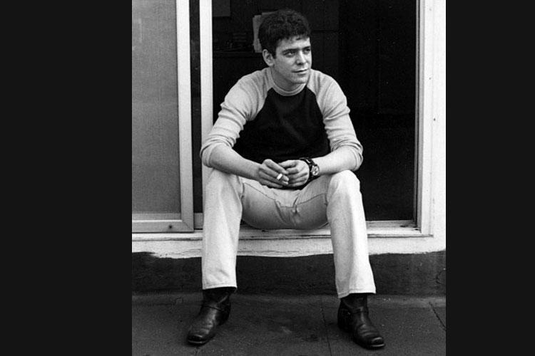 Lou Reed by Steve Katz