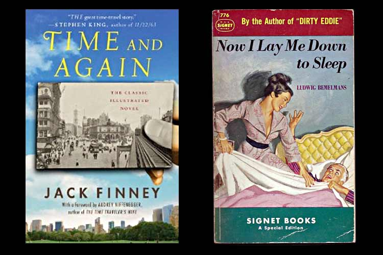 Ten Great New York City Novels: Time and Again & Now I Lay Me Down to Sleep
