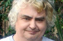 Daniel Johnston 2009- photo by Dick Johnston CC-PD