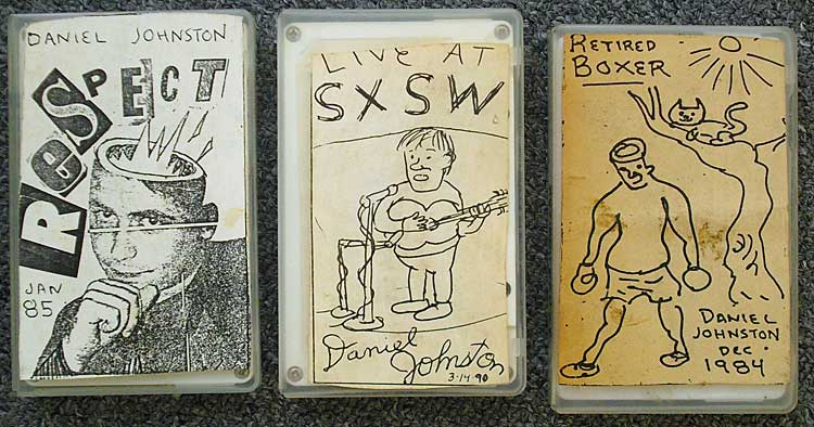 Daniel Johnston tapes