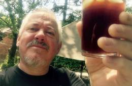 Jon Langford Dark & Stormy - Please Kill Me Summer Drink Series