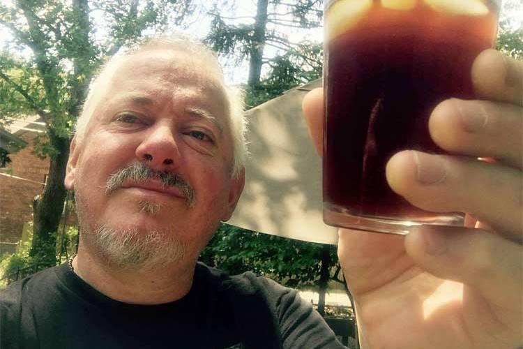 Jon Langford Dark & Stormy - Please Kill Me Summer Drink Series