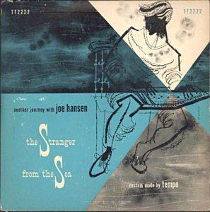 The Stranger from the Sea LP cover - Joe Hansen