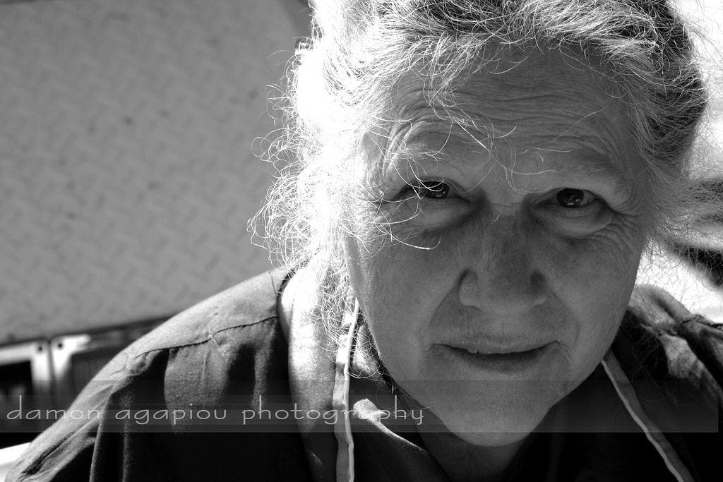 Diane di Prima - photo credit: Flickr user daa_animator