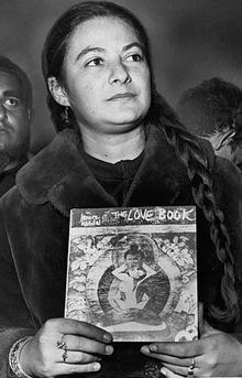 Lenore Kandel - photo source: Wikipedia