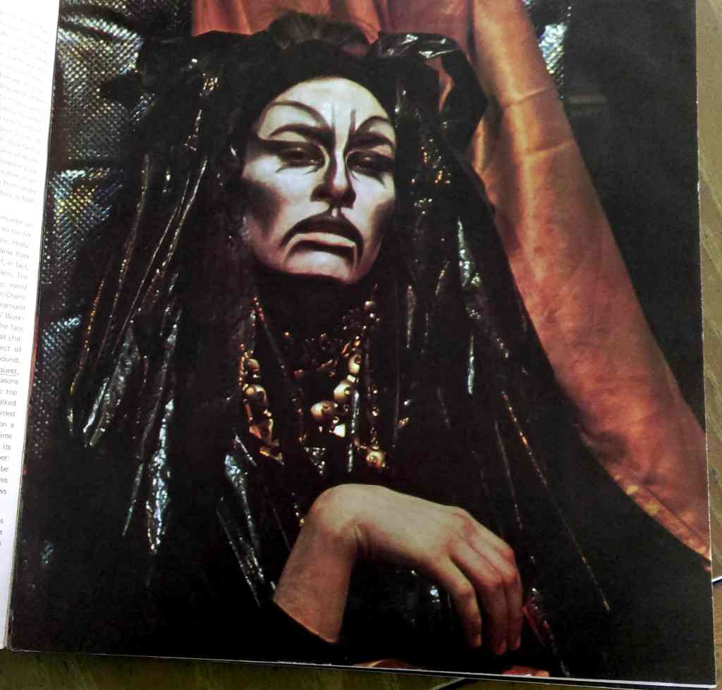 Mary Woronov in Conquest of the Universe