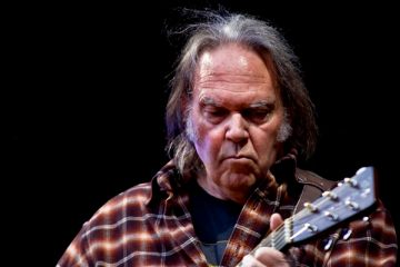 Neil Young By Per Ole Hagen, via Wikimedia Commons