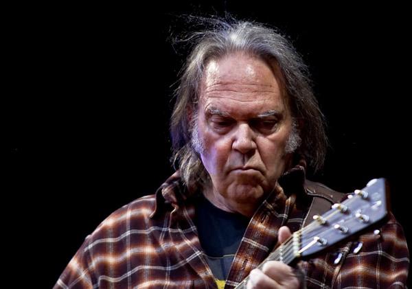 Neil Young By Per Ole Hagen, via Wikimedia Commons