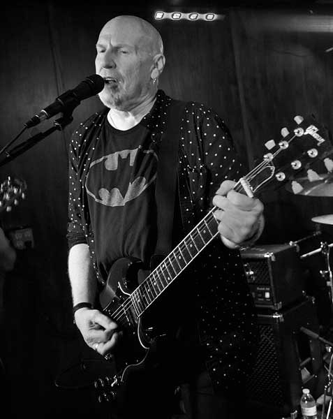 Cheetah Chrome 2016 - photo by Tom Hearn