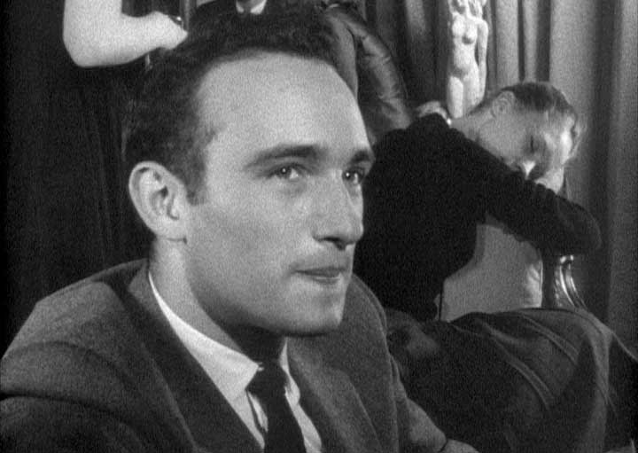 Nicholas Ray's son, Tony in John Cassavettes' 1959 film, Shadows.