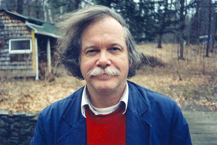 Ed Sanders - photo by Miriam Sanders