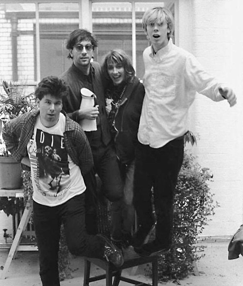 Sonic Youth with Bob Bert