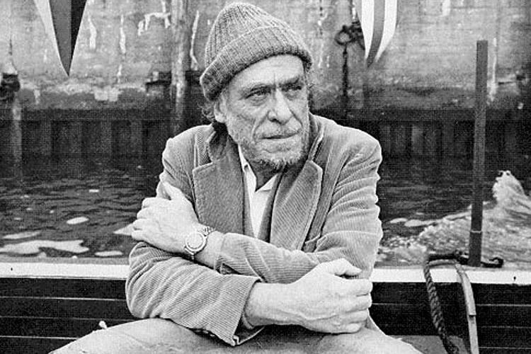 Charles Bukowski in Germany - 1970s