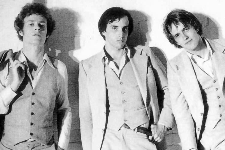 The Nerves - Jack Lee, Paul Collins, Peter Case