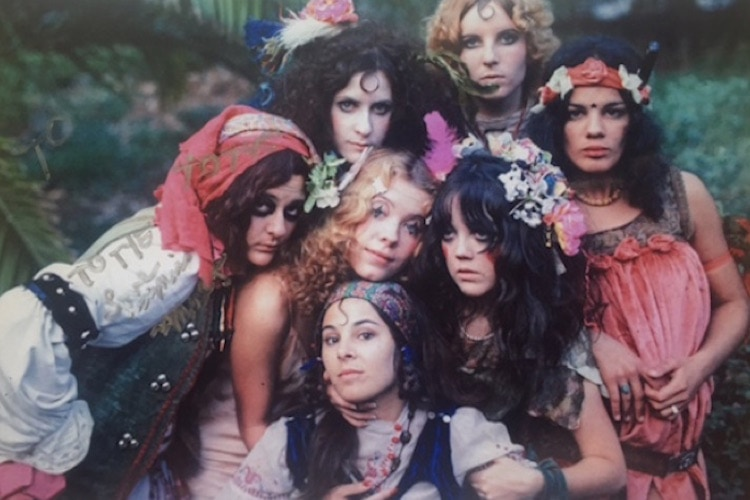 From The Groupie Archives of Lucretia Tye Jasmine