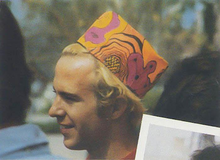 George - Courtesy of GratefulDeadFamilyAlbum.com; Ron Bevirt, photo