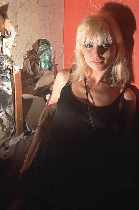 Debbie Harry - Photo by Chris Stein