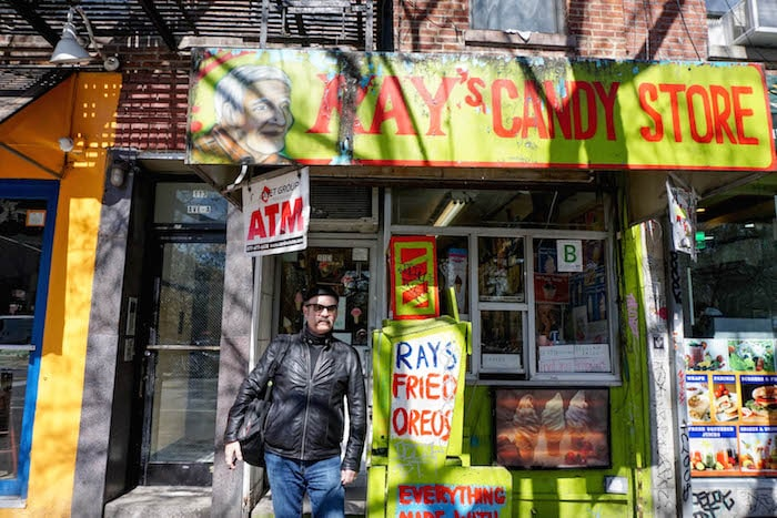 Ray's Candy Store - Photo by Larry Baumhor
