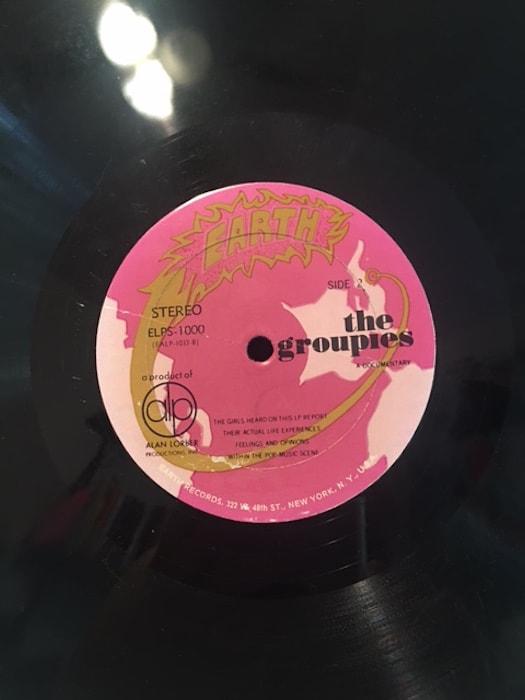 The Groupies album