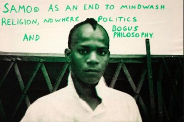 Basquiat, photo Howl Arts