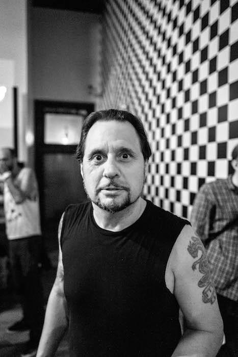 Dave Lombardo, Photo Rick Casados