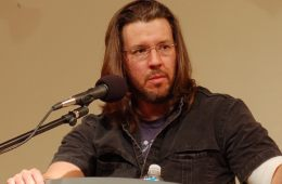 David Foster Wallace - Photo by Steve Rhodes via CC