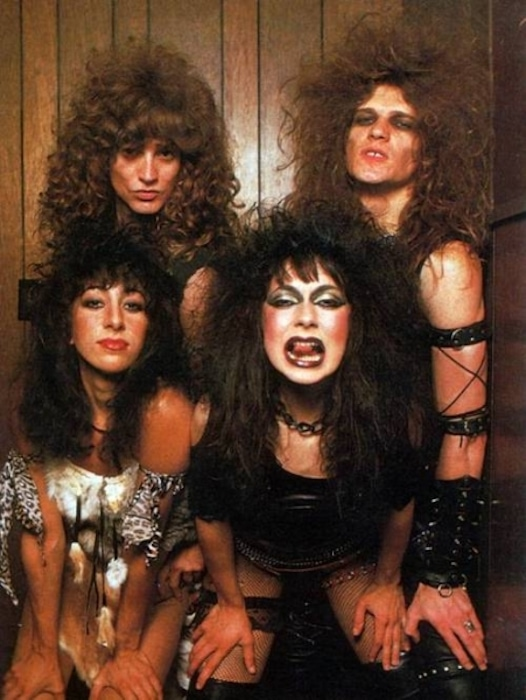 THE SECOND LIFE OF ONE OF THE ORIGINAL HAIR METAL BANDS: MADAM X
