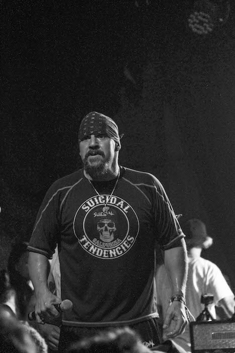 Mike Muir, Photo Rick Casados
