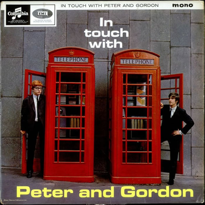 In Touch with Peter and Gordon album.