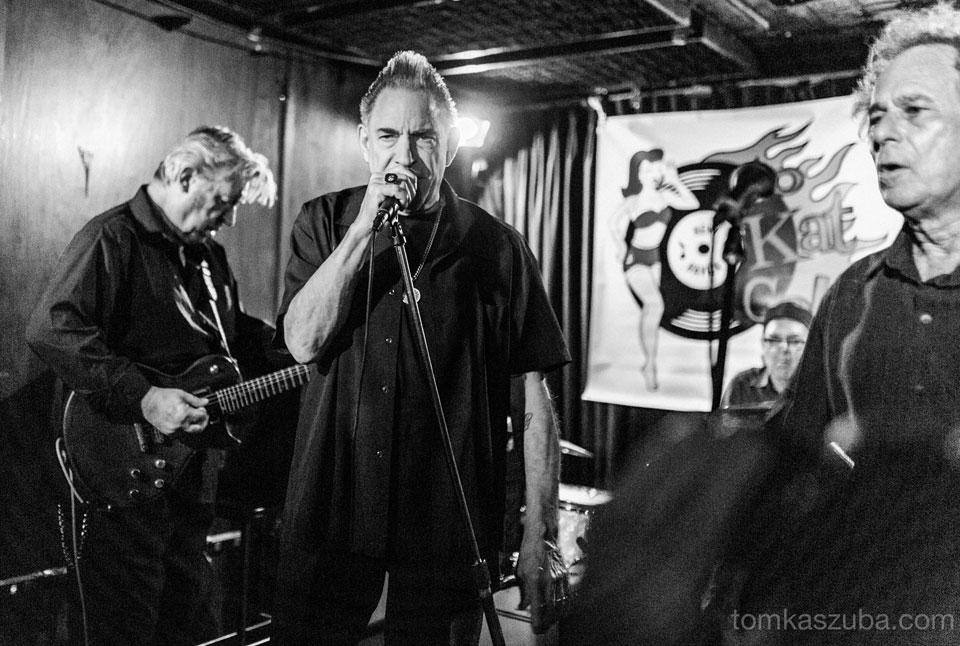 Chris Spedding, Robert Gordon, Anton Fig, Rob Stoner