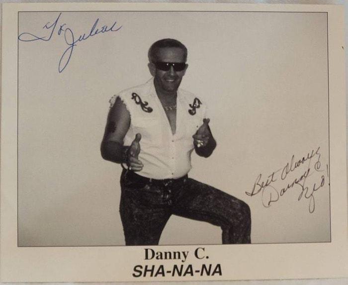 Danny C promo photo