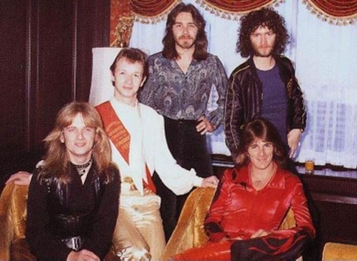 Judas Priest 1977