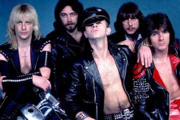 Judas Priest, by Paul Natkin
