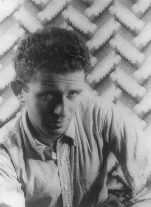 Norman Mailer 1948 photo Carl Van Vechten